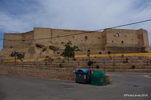 Castillo de Cuevas de Almanzora