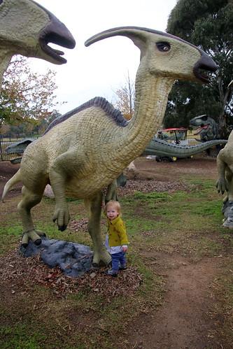 Harriet, 2019-06-07, National Dinosaur Museum  IMG_2593