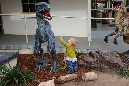 Harriet, 2019-06-07, National Dinosaur Museum  IMG_2600
