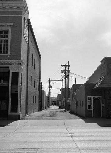 Utility Alley, Sheridan
