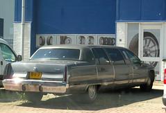 1994 Cadillac Fleetwood 5.7 V8 stretch limo