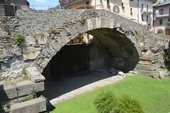 Augusta Praetoria Salassorum, Aosta, Italy
