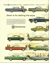1960 Cars Pg. 1