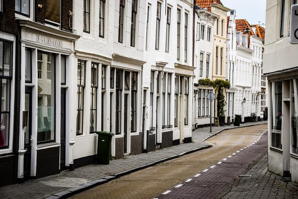 Middelburg, Zeeland, the Nethe...