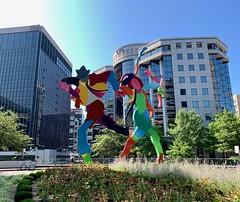 Sculpture in Arlington