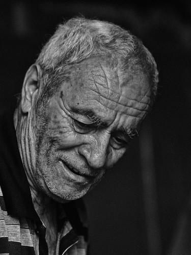 Vinicio. portrait