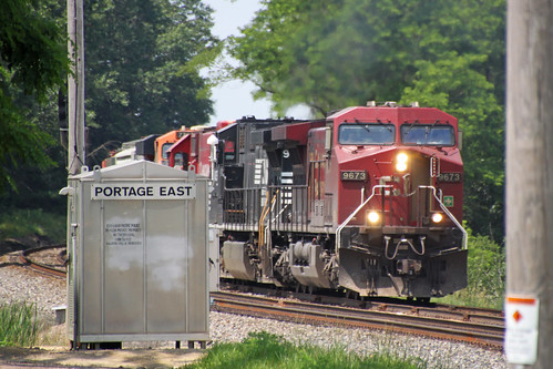 CP 9673 East Portage 470 7/25/2019