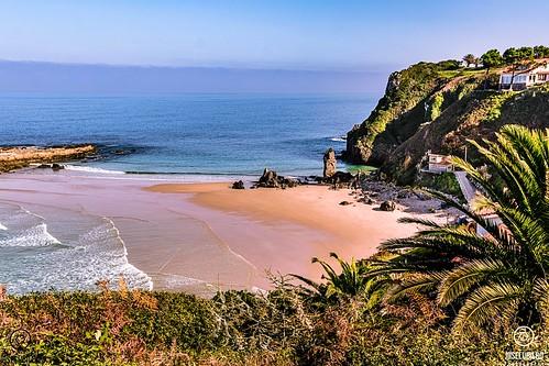 Playa de Amío. Cantabria