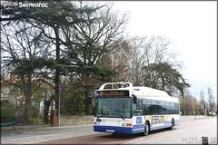 Heuliez Bus GX 317 GNV - Tisséo Voyageurs / Tisséo n°0420