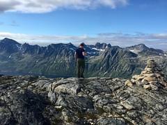 Hatten-fjellet (Ersfjorden)