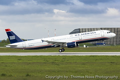 US Airways, N153UW