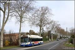 Heuliez Bus GX 317 GNV - Tisséo Voyageurs / Tisséo n°0404
