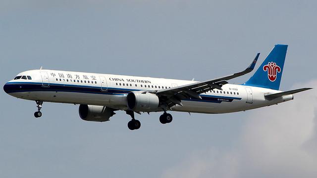 China Southern A321N B-1092