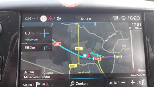Taken last Thursday commencing my commute back home at Breda