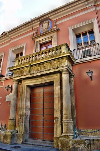 Palacio del Barón de Warsage (Calatayud)