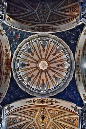 Cúpula de la iglesia de San Juan el Real (Calatayud)