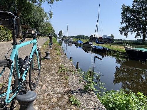 104km ride, just for coffee at Spaak in Groningen ;)