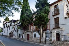 Cuesta del Chapiz, Granada