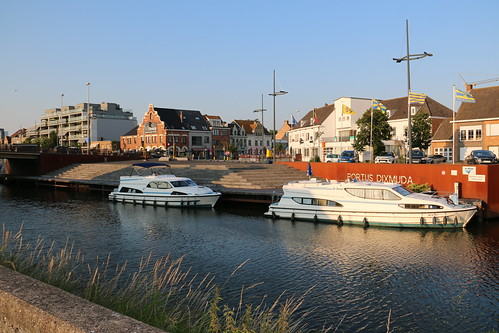 Diksmuide Yacht Haven, Diksmuide, 22nd June 2019 (RAB24202)