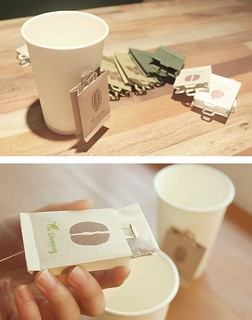 чайные пакетики и заварнички