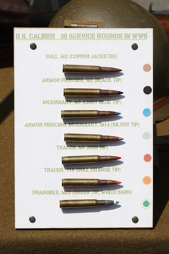 WWII Bullets