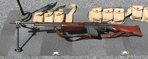 M1918A2 Browning Automatic Rifle