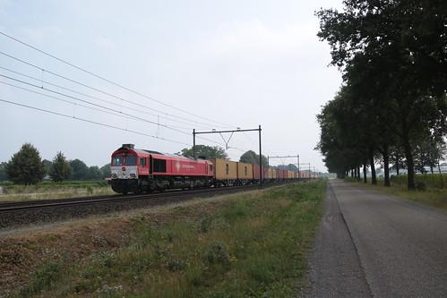 Crossrail DE 6314 te Horst Sevenum.