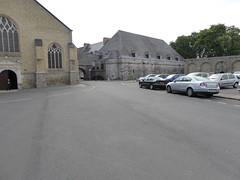 Gravelines la  Citerne et l'église