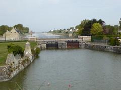 Gravelines estuaire de l'Aa vers la Mer du Nord (2)