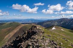 Snow Mesa Peaks (7-26-19 - 7-27-19)