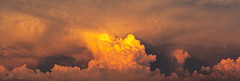 Image by Mi Bob (springlake) and image name Evening Clouds photo  about Storm clouds over Venice Florida.