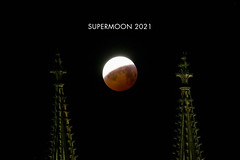 Himmelsereignis: Supermoon 2021 - Supermond 2021