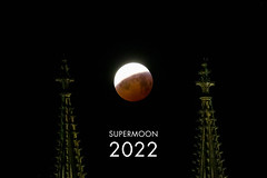 Besonderer Vollmond: Supermond 2022 - Supermoon 2022