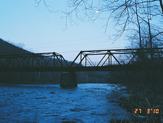 Bridge over the Greenfield River