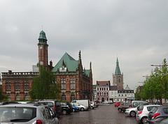 Orchies, l'hôtel de ville en 2019 (2)