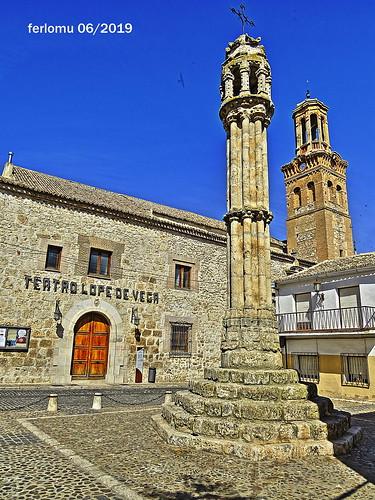 Ocaña (Toledo) 20190622 03 Rollo de justicia
