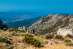 Wanderung zum Monte San Petru