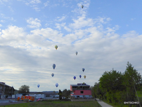 Schweizermeisterschaft Heissluftballon