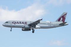 EGLL - Airbus A320-232 - Qatar Amiri Flight - A7-AAG