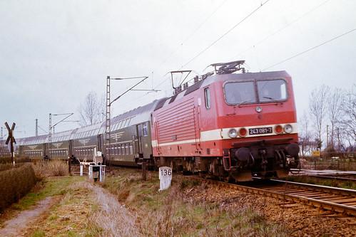 Personenzug Reichenbach(Vogtl) - Zwickau