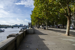 Victoria Embankment (between Horse Guards & Richmond)