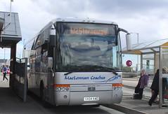 MacLennan Coaches, Stornaway.