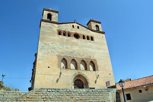 Iglesia de las Santas Justa y Rufina (Maluenda)
