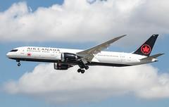 EGLL - Boeing 787 Dreamliner - Air Canada - C-FVLX