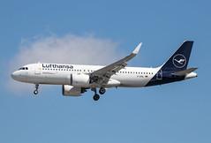 EGLL - Airbus A320-271N - Lufthansa - D-AINL