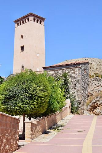 Torre Albarrana (Maluenda)
