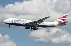 EGLL - Boeing 747-436 - British Airways - G-CIVP