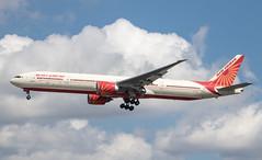EGLL - Boeing 777-337ER - Air India - VT-ALQ