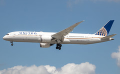EGLL - Boeing 787-9 Dreamliner - United Airlines - N17963