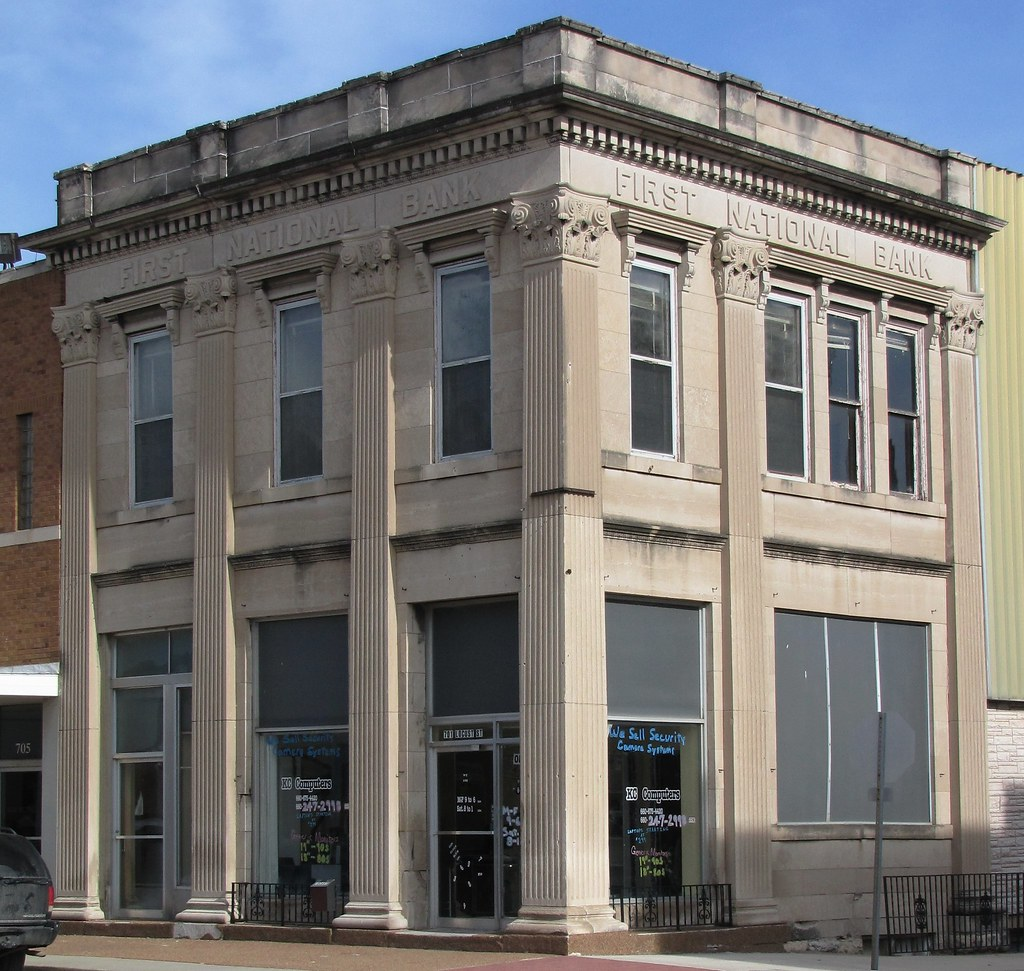 First National Bank Chillicothe, MO - Download Photo